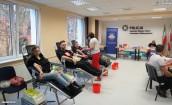Honorowi dawcy krwi są wśród nas