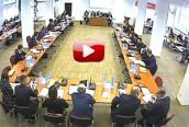 Sesja rady miasta w sprawie szkół średnich