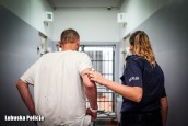 Gorzowscy kontrterroryści w akcji na Śląskiej