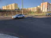 Dlaczego na Piaskach powstało mini rondo?