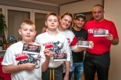 Zmarzlik zapraszał na Grand Prix do Warszawy