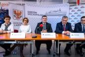 Budowa CEZiBu na Warszawskiej staje się faktem