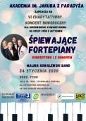 VI Charytatywny Koncert Noworoczny