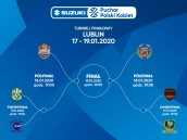 Odpoczną od ligi, zagrają w Pucharze Polski