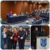 Uroczysta promocja doktorska w AJP