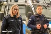 Po służbie pomogli zatrzymać pijanego kierowcę