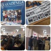 Byliśmy na targach edukacyjnych w Choszcznie