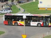 Dodatkowi kontrolerzy biletów w pojazdach MZK