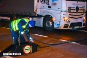Ciężarówki warte 800 tys. zł odzyskane