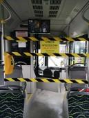 Strefa bezpieczeństwa w autobusach MZK
