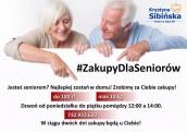 Zrobią zakupy dla gorzowskich seniorów