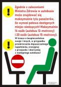Ograniczenia i zasady podróżowania pojazdami MZK