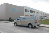 Magistrat i firmy spieszą z pomocą szpitalowi