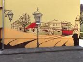 Najpiękniejszy miejski mural już powstaje