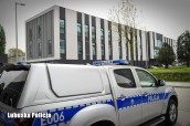 Nowa inwestycja Lubuskiej Policji już funkcjonuje