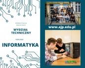 Informatyka – studia dla zainteresowanych
