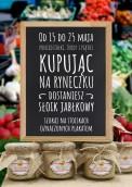 Gorzowski słoiczek jabłkowy dla klientów ryneczku przy Jerzego