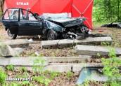 Trójka nastolatków zginęła w wypadku