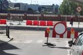 Trwa remont ulicy Spichrzowej