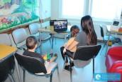 Wirtualny Dzień Dziecka na terenie szpitala