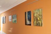 Dotknięcia barw w Galerii Sztuki R