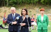 Minister sportu gościła w Gorzowie