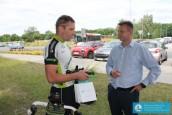 Z Gorzowa pojedzie rowerem na Gibraltar