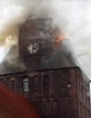 Katedra, 3 lata po pożarze…