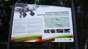 Kawałeczek Litwy w nieodległym lesie
