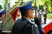 Policjanci w hołdzie powstańcom warszawskim