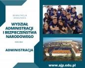 Administracja w AJP – kierunek dla Ciebie!