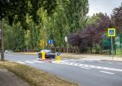 Nowe, bezpieczne przejścia dla pieszych