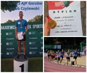 Jakub Czyżewski z dwoma złotymi medalami