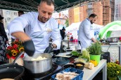 Kulinarna uczta na Starym Rynku