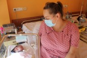 Tysięczny poród w gorzowskim szpitalu w tym roku