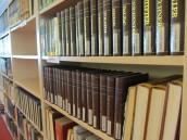 Do biblioteki po książki na razie nie pójdziemy