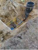 Kolejne kilometry kanalizacji sanitarnej