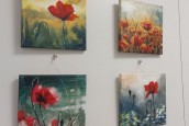 Emocje barw w Galerii Sztuki R