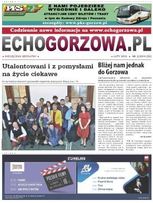 ECHO Gorzowa, luty 2019