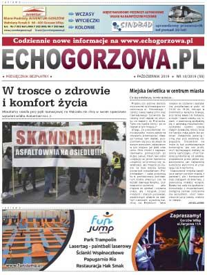 ECHO Gorzowa, październik 2019