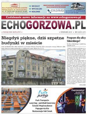 ECHO Gorzowa, wrzesień 2019