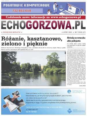 ECHO Gorzowa, lipiec 2020