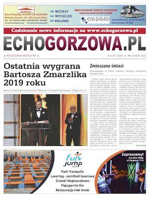 ECHO Gorzowa, luty 2020