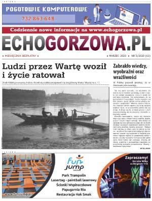 ECHO Gorzowa, marzec 2020