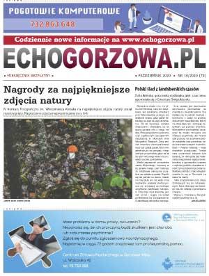 ECHO Gorzowa, październik 2020