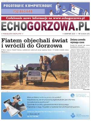 ECHO Gorzowa, sierpień 2020