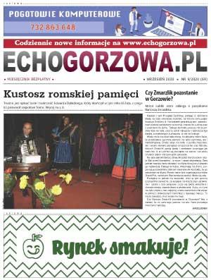 ECHO Gorzowa, wrzesień 2020