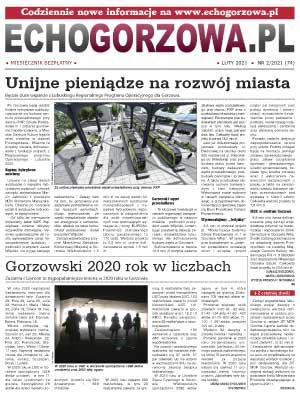 ECHO Gorzowa, luty 2021