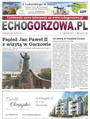 ECHO Gorzowa, czerwiec 2017