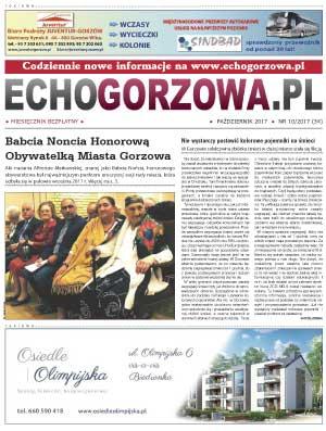 ECHO Gorzowa, październik 2017